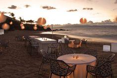 W Retreat & Spa - Vieques Island   Vieques, Puerto Rico   Beach Event #travel #puertorico #vieques #caribbean