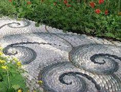 modern garden paths - Google Search