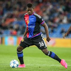 Wolfsburg Make First Move For Manchester United Target Breel Embolo - http://footballersfanpage.co.uk/wolfsburg-make-first-move-for-manchester-united-target-breel-embolo/