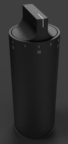 Dial - Social Bomb Concept by Afshin Mehin & Hugo Eccles.