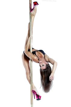 Plus Sign by Andrea Ryff. Photo by Don Curry Photography at Achieve Pole Studio Sydney