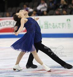 Maia Shibutani & Alex Shibutani (USA) THEY ARE GORGEOUS!!!
