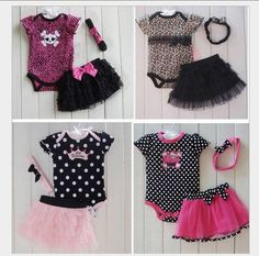 2014  NEW  Retail Baby skull short sleeve rompers + headband + tutu skirts 3pcs set Infant Princess rompers Jumpsuit