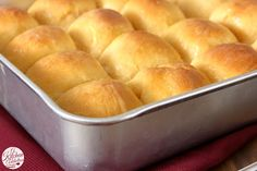 Sweet Potato Dinner Rolls with Honey Butter Glaze Recipe on Yummly