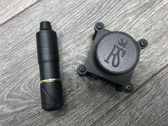 Tattoo machine pen -RightStuff Hornet https://rightstuff.eu/shop/tattoo-machines/rotary-tattoo-machines/pen-tattoo-machine-hornet-black/ Tattoo power supply RS-Power https://rightstuff.eu/shop/tattoo-machines/power-supply/tattoo-power-supply-rs-power/ #tattoo #tattoomachine