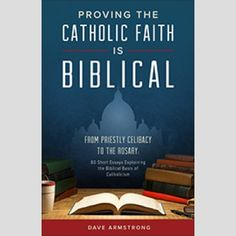 Veteran apologist Dave Armstrong carefully walks you through the key teachings of the Church, revealing that not only is the Catholic Faith thoroughly biblical, it is the only Christian religion in full conformity with Scripture. $19.95