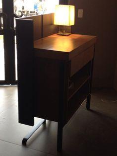 #領檯櫃訂製與桌燈-MEAT GQ STEAK橡木炙烤牛排館