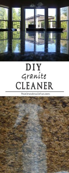 Clean Granite Stone : Images about cleaning on pinterest fruit flies