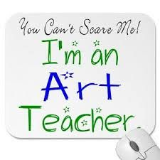 There is no fear in the art world! https://www.google.com/search?q=listen to your inner artist