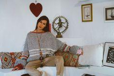 Descubres nuestras piezas de lana natural exclusivas hechas a mano. Ibiza, Hearts, Natural, Collection, Winter, Women, Ibiza Town, Au Natural