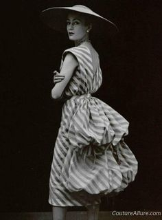 Balenciaga, 1951 – Couture Allure Vintage Fashion