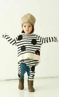In the mood for dots! #kid #fashion