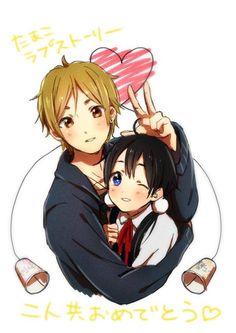 Peace guys! ^_^    Anime = Tamako Market