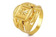 Buy Designer & Fashionable Simple Ring For Men. We have a wide range of traditional, modern and handmade Bands Mens Rings Online Mens Gold Jewelry, Gold Jewelry Simple, Diamond Jewelry, Silver Jewelry, Gold Ring Designs, Gold Earrings Designs, Gents Ring Design, Gents Gold Ring, Gold Ring Images