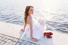 by Studio Obrazkowe / #romantic #emotions #love #weddingsession #bride #wedding #poland #szczecin