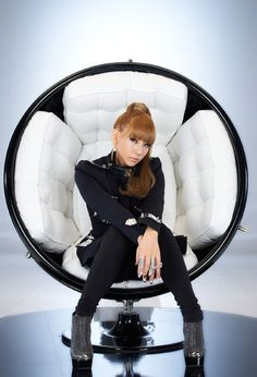 CL>3 I love this chick. #IAmTheBest