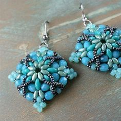 Small is Beautiful: New miniDuo from Matubo and Beadsmith - Daily Beading Blogs - Blogs - Beading Daily