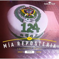 Torta policía nacional colombiana