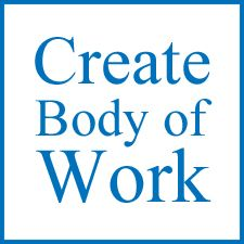 As an artist do you have a body of work to show interested parties? What is a body of work? Why is it important to have this? How do you develop a body of work? We will explore these subjects and more in this article.    To me a body of work is a collection of an artist's artwork which demonstrates an overall signature style. Simply put, it is artwork that is instantly recognizable to most people who appreciate art. We all know who the artist is when we see a Winslow…