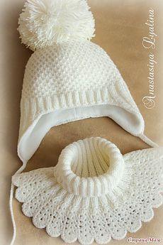 trendy ideas for crochet dress kids hats Crochet Baby Beanie, Baby Hats Knitting, Knitting For Kids, Baby Knitting Patterns, Crochet For Kids, Knitted Hats, Crochet Patterns, Knit Beanie, Crochet Ideas