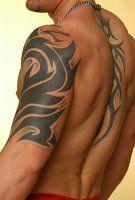 Sleeve Tattoo Ideas for Men Trible Tattoos, Tribal Arm Tattoos, Body Art Tattoos, I Tattoo, Best Sleeve Tattoos, Tatting, Tattoo Ideas, Menswear, Ink