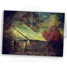 The Fall Barn, Birthday Cards