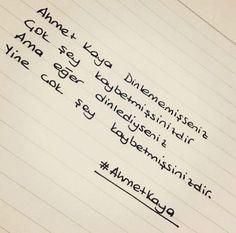 Ahmet Kaya olmadan geçen her gece biraz eksik,biraz sıradan,biraz mutlu.. #ahmetkaya