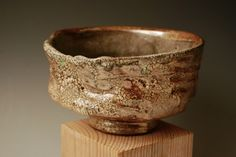 Hatchville Pottery Orange Shino with cobalt, copper and rutile pour
