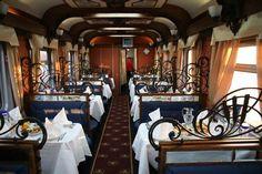 dining car train