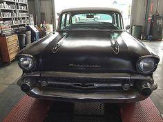 Chevrolet: Bel Air/150/210 1957 chevy 4 door 150 series