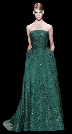 Elie Saab Haute Couture, Fall Winter 2013-2014