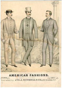 menswear 1883