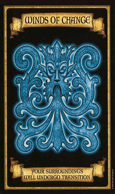Oraculo Madame Endora: Vientos de Cambio - La magia del Tarot
