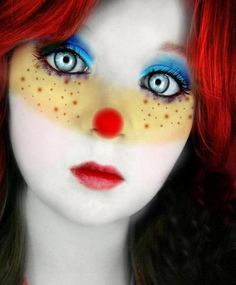 Image result for handmade clown halloween costumes