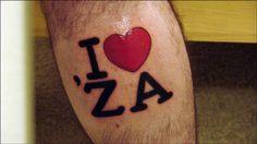 Pizza Tattoos