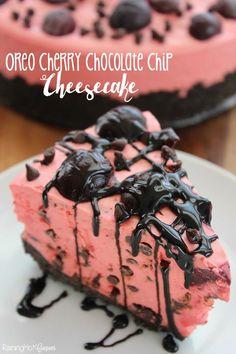Oreo Cherry Chocolat
