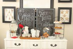 coffee set up - Google Search