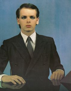 gary numan pleasure principle - Google Search