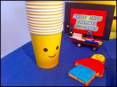 Lego - Decoración De Fiestas De Cumpleaños