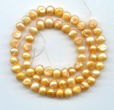 Relist your listing Amber Ring, Bead Crafts, Fresh Water, Pearl Necklace, Beaded Bracelets, Pearls, Ebay, Color, Jewelry
