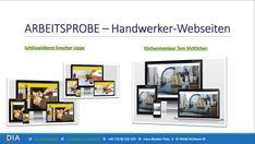 iDIA #marketing erstellt mobil optimierte #webseiten für #Handwerker und #unternehmer inkl. #content und #seo