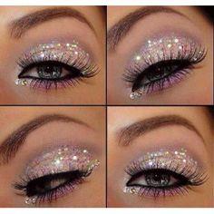 Lemonade Glamour Glitter Eyes Iridescent - from Lemonade UK