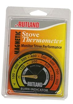Rutland Stove Thermometer  Each -- You can get additional details at the image link.Note:It is affiliate link to Amazon.
