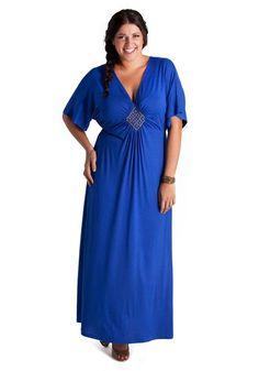diamond stud maxi dress | Dresses | Love Your Wardrobe