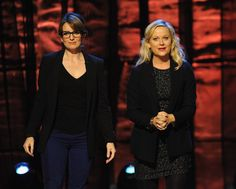 Tina Fey, Amy Poehler to host Golden Globes -- Hell yeah!