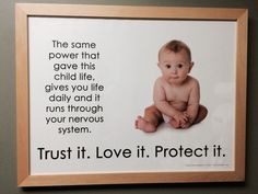 Trust it. Love it. Protect it.