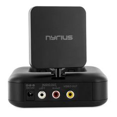 Nyrius 4 Channel Wireless Video & Audio Sender Transmitter & Receiver with IR Remote Extender for Streaming Cable, Satellite, DVD to TV Wirelessly 4 Channel, Nintendo Consoles, Remote, Cable, Audio, Electronics, Amazon, Tv, Cabo