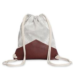 Check that backpack Tahti Thamy Ethno on World FashionHunters Fashion Labels, Fashion Bags, Drawstring Backpack, Backpacks, Hunts, Cool Stuff, Highlights, Check, Women
