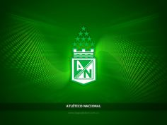 Atletico Nacional of Colombia wallpaper. Pablo Escobar, Football Wallpaper, Love Wallpaper, Football Players, Real Madrid, Neon Signs, Lds, Dragon Ball, Google
