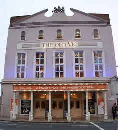 The Old Vic Theatre - 103 The Cut, SE1 8NB
